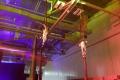 Akrobatai konferencijos atidarymo metu