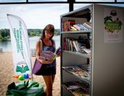 Paplūdimio biblioteka_Lampėdžiai