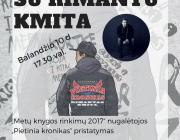 susitikimas su rašytoju Rimantu Kmita (1)