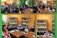 Tarptautinė vaikų knygos diena Ežerėlio bibliotekoje