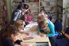 Tarptautinė vaikų knygos diena Kulautuvos bibliotekoje
