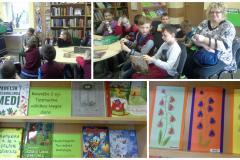 Tarptautinė vaikiškos knygos diena Karmėlavos bibliotekoje