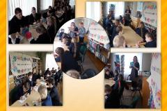 Tarptautinė vaikiškos knygos diena Vilkijos bibliotekoje