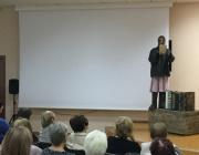 """Aktorės Birutės Mar kūrybos vakaras """"Tremties atmintys""""2"""