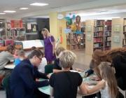 Mokslo ir žinių dieną Viešojoje bibliotekoje - interaktyvios pramogos ir nuotaikingos komiksų kūrimo dirbtuvėlės