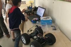 Lego robotikos uzsiemimai bibliotekose