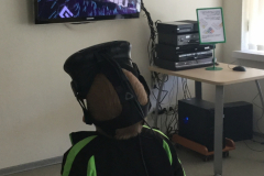 viesojoje bibliotekoje edukacines popietes su virtualios realybes akiniais