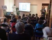 """""""Vasario 16-ąją švęskime linksmai literatūrinis žodis atgimusiai Lietuvai"""" Ringaudų bibliotekoje"""