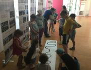 Viešojoje bibliotekoje Tarptautinė vaikų gynimo diena.