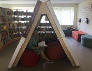 Viešojoje bibliotekoje svečiavosi MRU bibliotekos atstovai3