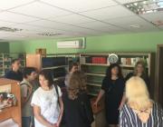 Viešojoje bibliotekoje svečiavosi MRU bibliotekos atstovai4