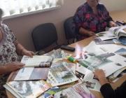 Viešojoje bibliotekoje vyko aštuntasis skaitymo ir dailės terapijos edukacinis užsiėmimas neįgaliesiems2