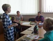 Viešojoje bibliotekoje vyko aštuntasis skaitymo ir dailės terapijos edukacinis užsiėmimas neįgaliesiems3